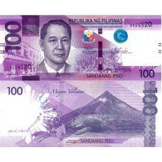 Filippiinit 2020 100 Piso UNC