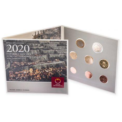 Itävalta 2020 Rahasarja BU