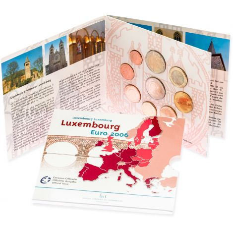 Luxemburg 2006 Rahasarja BU