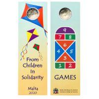 Malta 2020 2 € Games COINCARD