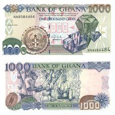 Ghana 2003 1000 Cedis P32i UNC