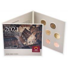 Itävalta 2021 Rahasarja BU