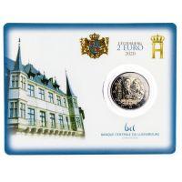 Luxemburg 2020 2 € Prinssi Charles COINCARD