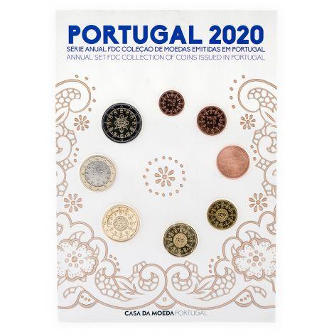 Portugali 2020 Rahasarja FDC
