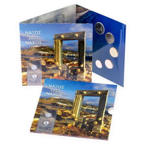 Kreikka 2021 Rahasarja Naxos BU
