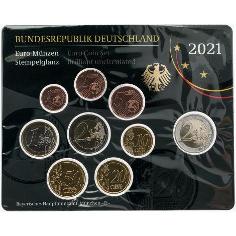 Saksa 2021 Rahasarja D BU
