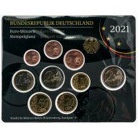 Saksa 2021 Rahasarja G BU