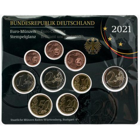 Saksa 2021 Rahasarja F BU