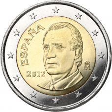 Espanja 2012 2 € UNC