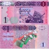 Libya 2013 1 Dinar P76 UNC