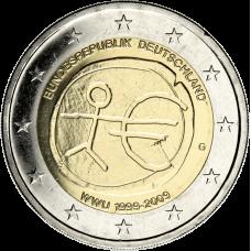 Saksa 2009 2 € EMU G UNC