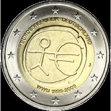 Saksa 2009 2 € EMU J UNC