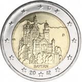 Saksa 2012 2 € Bayern D UNC