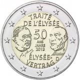 Saksa 2013 2 € Élysée-sopimus 50 vuotta F UNC
