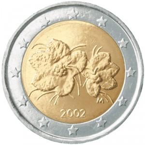 Suomi 2002 2 € UNC