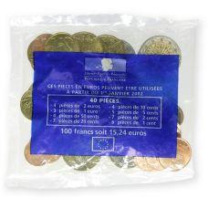 Ranska 2002 15,24 € Starttipussi
