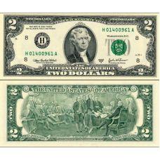 Yhdysvallat 2003 $2 P516bH UNC