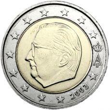Belgia 2003 2 € UNC