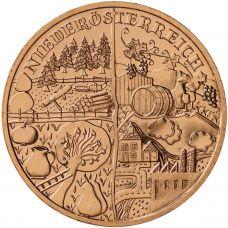 Itävalta 2013 10 € Wachau UNC