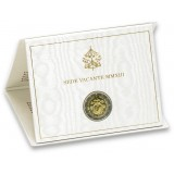 Vatikaani 2013 2 € Sede Vacante MMXIII UNC
