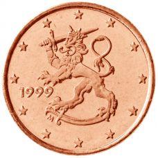 Suomi 1999 1 c UNC