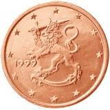 Suomi 1999 2 c UNC