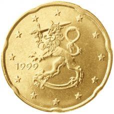 Suomi 1999 20 c UNC