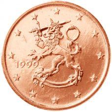 Suomi 1999 5 c UNC