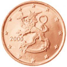 Suomi 2000 1 c UNC