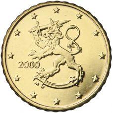 Suomi 2000 10 c UNC