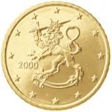 Suomi 2000 50 c UNC