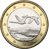 Suomi 1999 1 € UNC