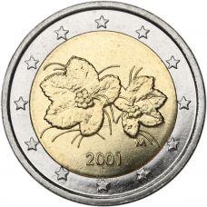 Suomi 2001 2 € UNC