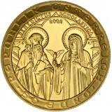 Itävalta 2002 50 € The Christian Religious Orders KULTA