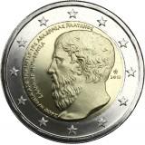 Kreikka 2013 2 € Platonin Akatemia UNC