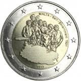 Malta 2013 2 € Itsehallinto 1921 UNC