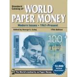 World Paper Money 1961-Present Luettelo