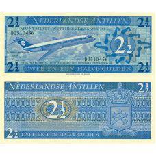 Alankomaiden Antillit 1970 2.5 Gulden P21a UNC