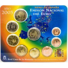 Espanja 2005 Rahasarja BU