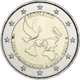 Monaco 2013 2 € YK:n jäsenenä 20 vuotta UNC