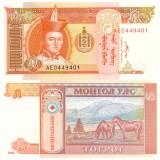 Mongolia 2008 5 Tugrik P61B UNC