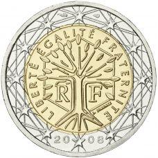 Ranska 2008 2 € BU