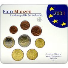 Saksa 2003 Rahasarja G BU