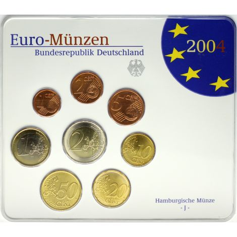 Saksa 2004 Rahasarja J BU