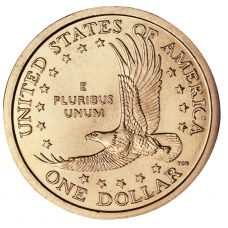 "USA 2000 $1 Sacagawea Native American ""D"" UNC"