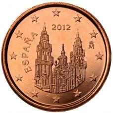 Espanja 1999 1 c UNC