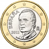 Espanja 1999 1 € UNC