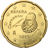 Espanja 1999 20 c UNC
