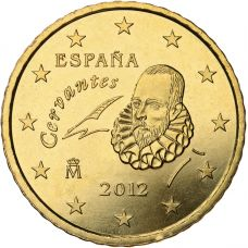 Espanja 1999 50 c UNC