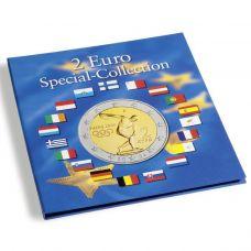 Kolikkokansio, Leuchtturm PRESSO 2 € kolikoille (302574)